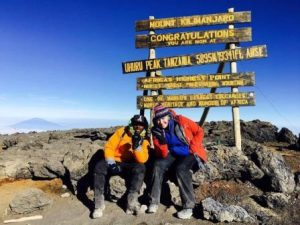 Climb Kilimanjaro -8 Day Lemosho Route