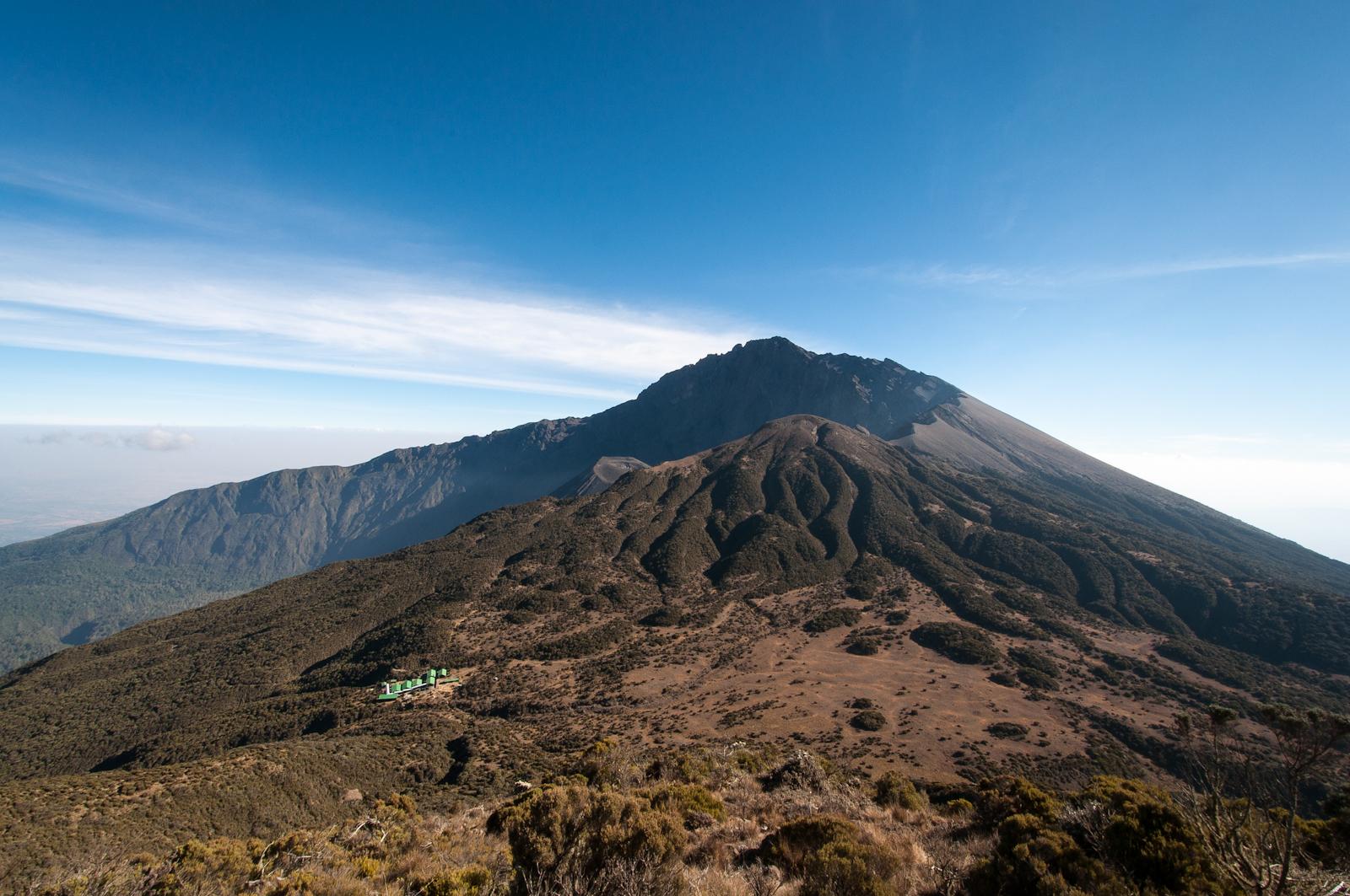 Climb Mount Meru in Tanzania