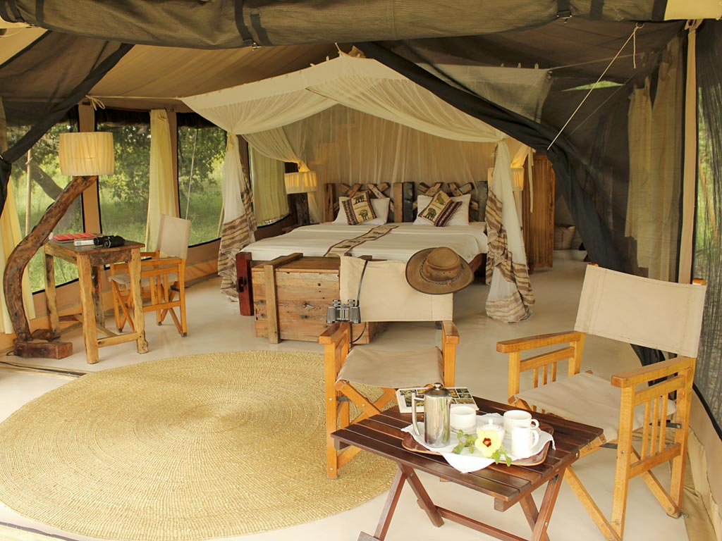 Mid-Range & Lodging Safaris