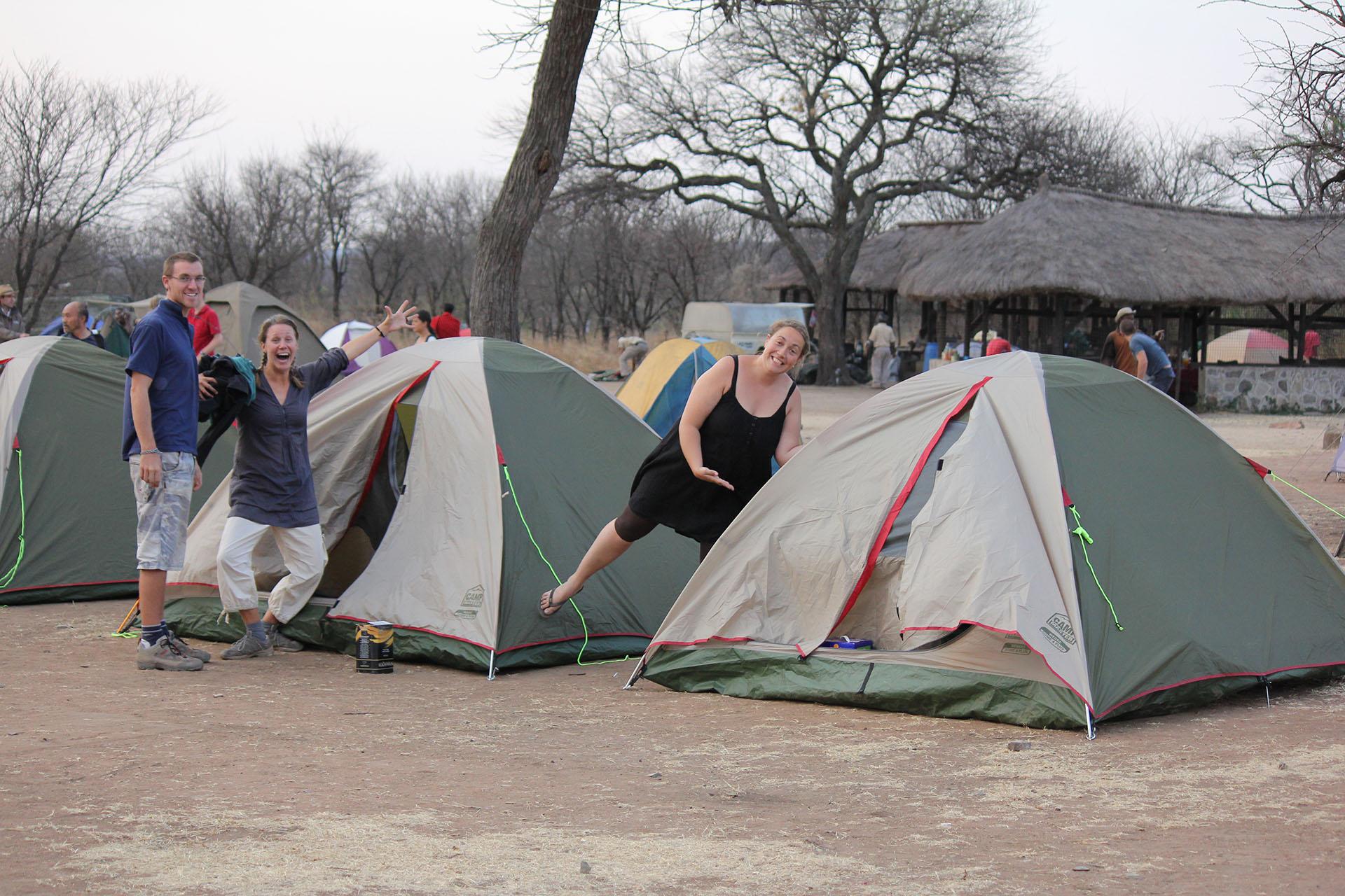 Budget & Camping Safaris